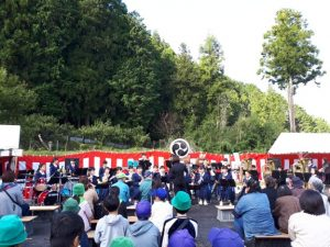 大山収穫祭