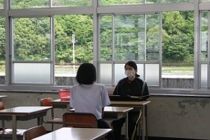 教育相談の写真