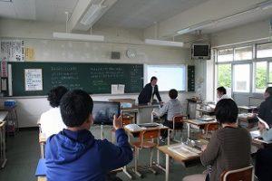 校内研修の写真