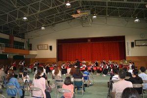 定期演奏会の写真