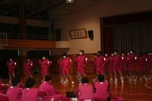 ダンス発表会の写真